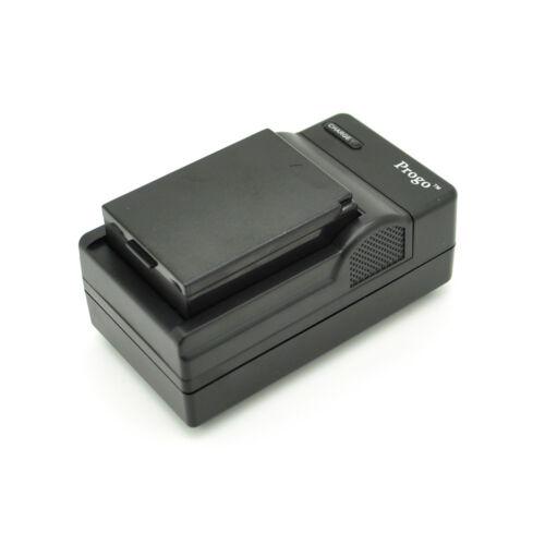 Progo Lp-e10 Cargador De Batería Para Canon Lpe10 Rebel T3 T5 Lc-e10 cbc-e10
