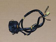 Suzuki DR 800 SR43B  Lenkerschalter links Schalter Licht Blinker left handlebar