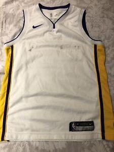 promo code 192ea c2125 Details about LA Lakers Kids Nike Swingman NBA Jersey 'BUTLER' (Medium)