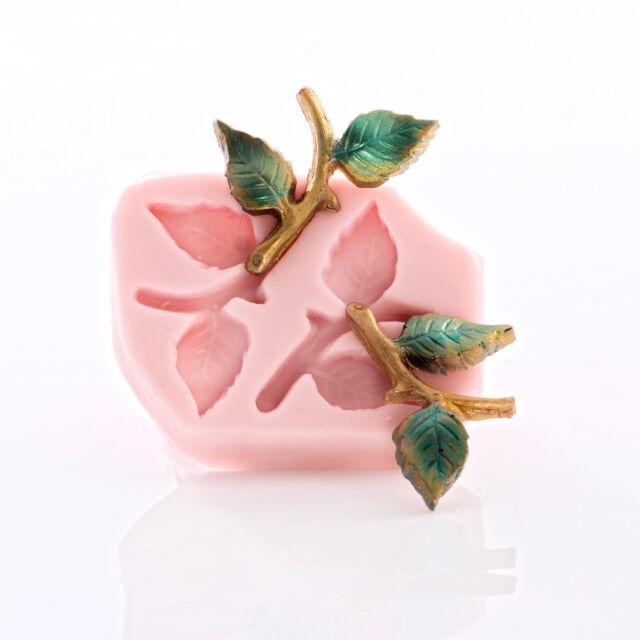 Aliexpress.com : Buy Byjunyeor M031 3D Tree Leaf Leaves ...  Plane Tree Leaf Silicone Molds