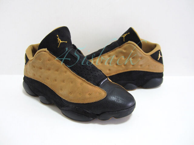 1998 ORIGINAL NIKE AIR JORDAN XIII 13 OG LOW CHUTNEY SIZE 11