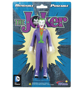 DC-Comics-Joker-Flessibile-Piegabile-14-cm-Poseable-Figure-NJ-Croce-3905