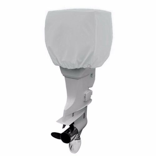 New Komo Covers Outboard Motor Cover for Boat Super-Duty Grey to 10HP
