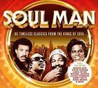 VARIOUS -SOUL MAN BRAND NEW 4CD BOX SET