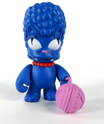 Kidrobot The Simpsons Treehouse Of Horror Series Cat Marge Figure NEW
