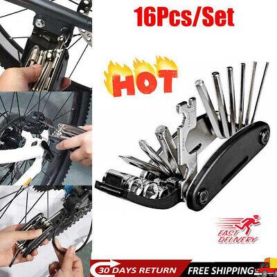 WEST BIKING Bicycle Repair Tool MTB Bike Pocket Multi Function Folding Tool