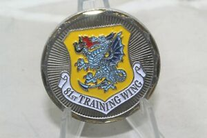 U-S-Air-Force-Keesler-AFB-81st-Training-Wing-Challenge-Coin