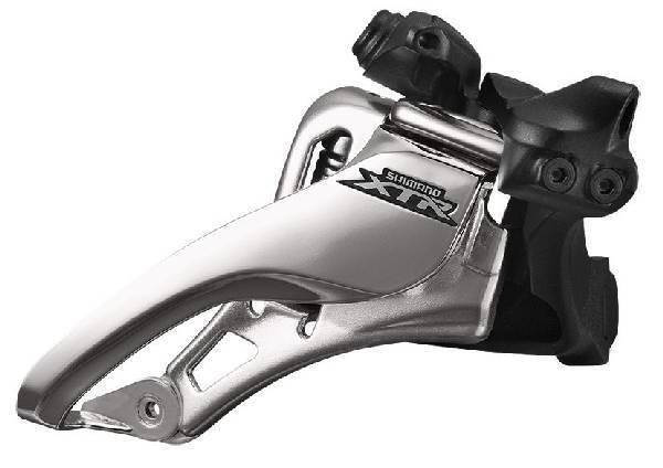 Deragliatore anteriore shiuomoo xtr fd m9000 l 3x11 vel fascetta bassa 34,9 IFDM9