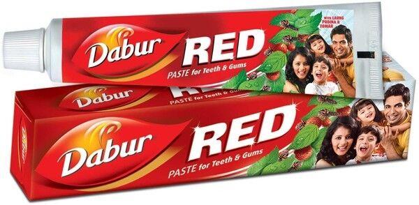 Dabur Red Toothpaste   50g / 100g / 200g