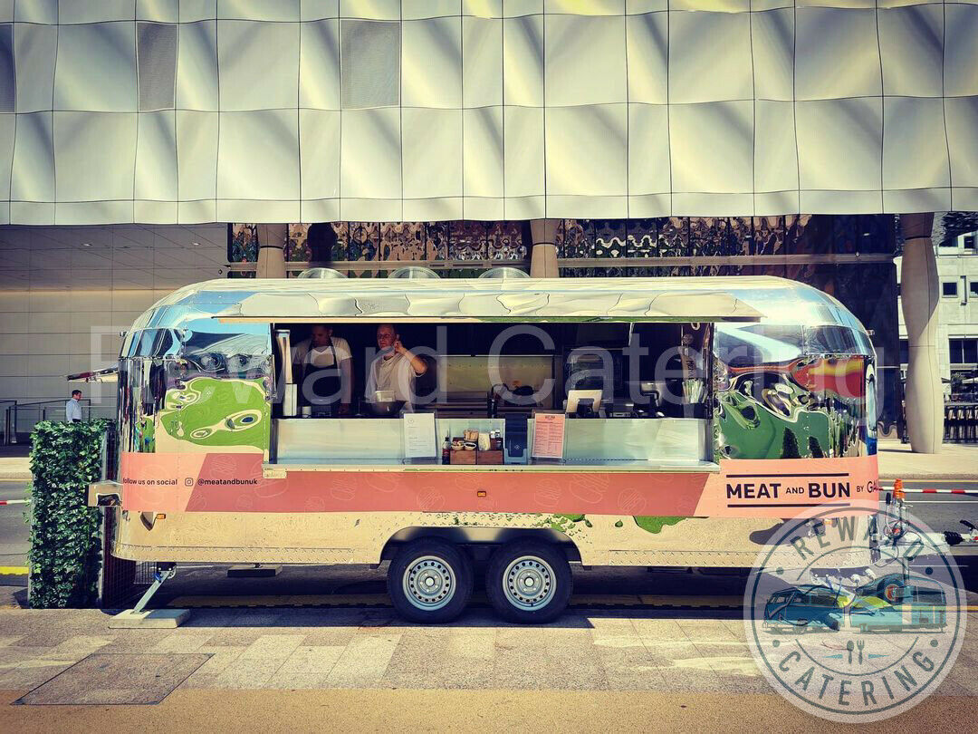 2021 Airstream Catering trailer Burgers, Coffees, ,Gin Prosecco Pizza