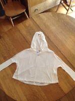 Hollister Cream Shirt Xs