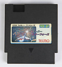 Nintendo NES Asian Cartridge - Super Star Force - Famicom Convert Clone