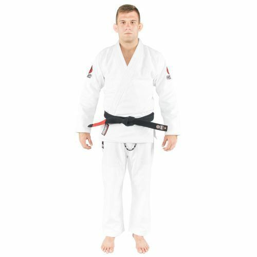 Tatami Nova Minimo 2.0 BJJ Gi - White (Belt Included)