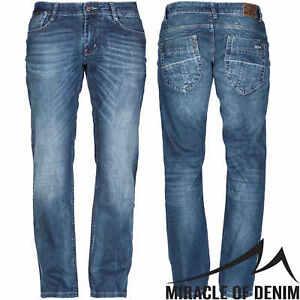 M-O-D-Herren-Jeans-Joshua-Comfort-SP14-1006-Low-Waist-NEU-Straight-Fit-Leg-MOD
