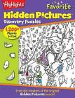 Favorite Discovery Puzzles by Highlights For Children (Paperback / softback, 2013)