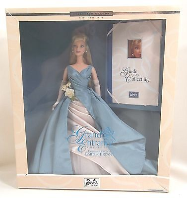 Barbie Grand Entrance Carter Bryant Doll Collection 2000 Never Removed from Box