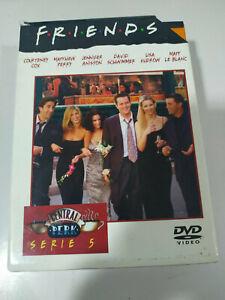 Friends-Temporada-5-Completa-Serie-TV-4-x-DVD-Espanol-Ingles
