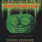 Halloween: Monster Mix by Mannheim Steamroller (CD, Aug-2005, American Gramaphone Records)