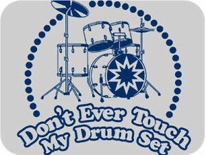 Step Brothers Inspired Dont Touch My Drum Set T Shirt Ebay
