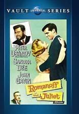 Romanoff and Juliet - DVD - Peter Ustinov - Sandra Dee - John Gavin