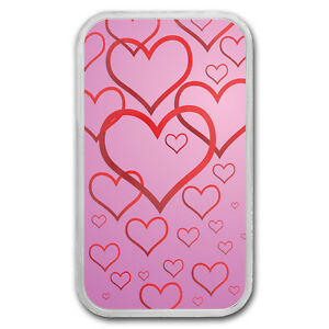 1-oz-Silver-Colorized-Bar-APMEX-Floating-Love-SKU-160173