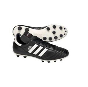 new concept c1f1e 5e7c7 Image is loading Adidas-Copa-Mundial-Soccer-Cleats-Black-White-015110