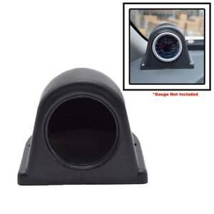 Universal 2/'/' 52mm Left A Pillar Gauge Pod Single Hole Car Meter Mount Holder
