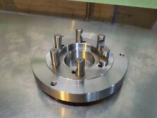 Bison Set Tru D1 8 Adapter Plate For 12 Self Centering Lathe Chucks 7 875 128