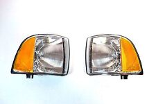 Dodge Ram Corner Light Pair Set Left LH & Right Hand RH Turn Signal Lamp Marker