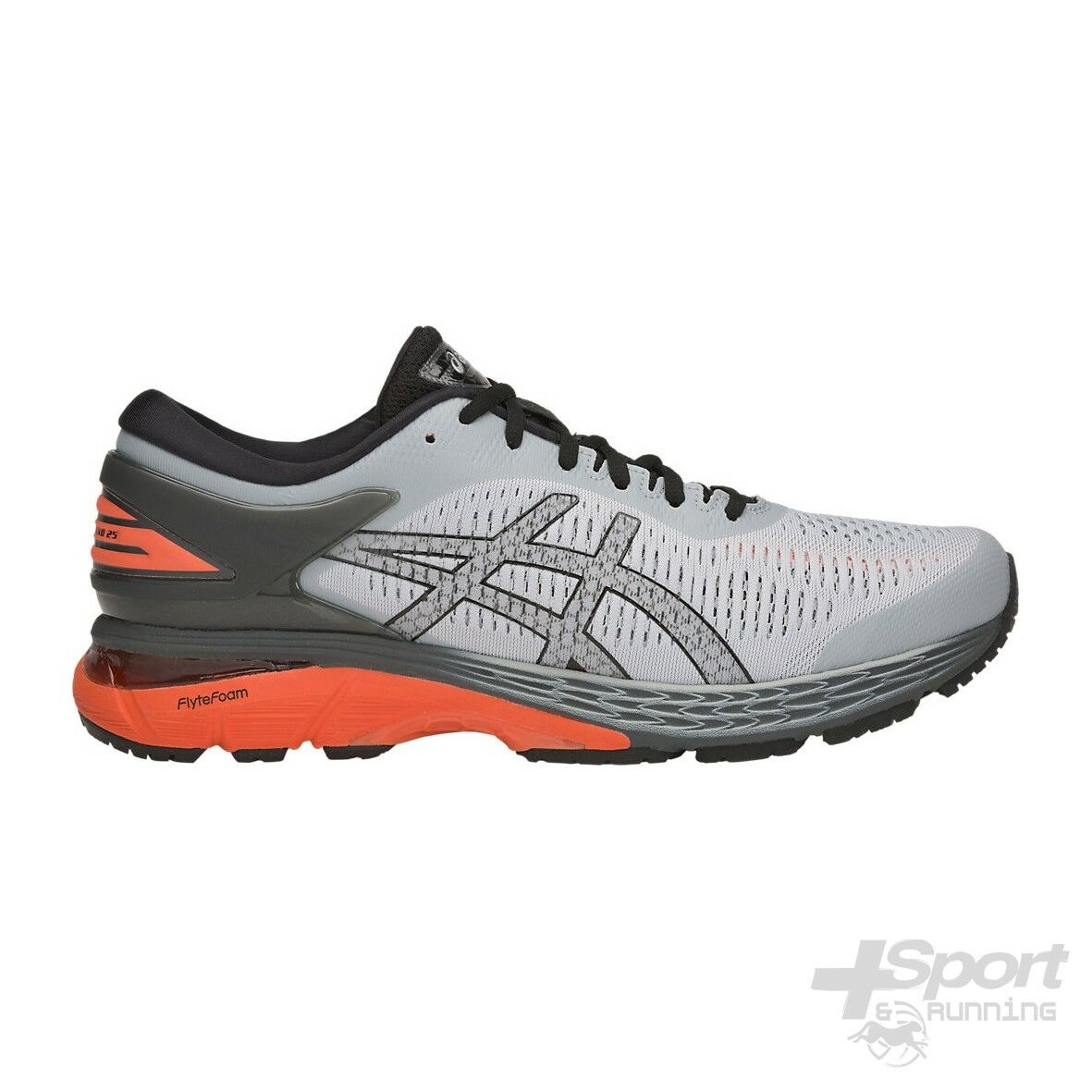 sautope correrening Asics Gel Kayano 25 uomini - 1011a019-022  nuovo collezione EP 19
