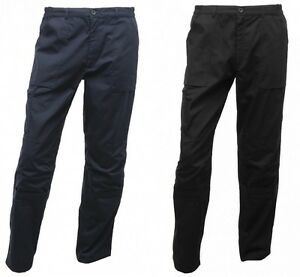 Regatta-Ropa-para-hombre-Action-Pantalones-Azul-Marino-Azul-O-NEGRO-trj333