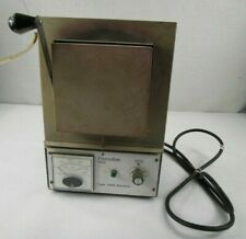 Sybron Thermolyne Furnace Type F1400 Lab Benchtop 120 Volts 125 Amps 1500 Watts