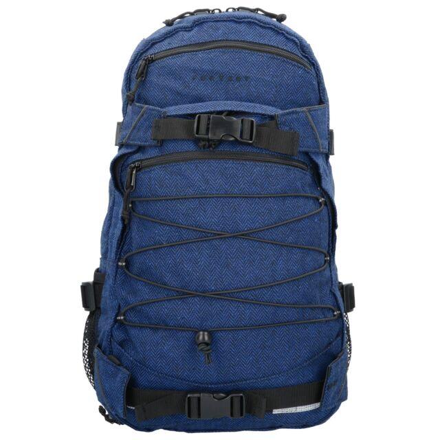 6d76d8746cc07 Forvert Louis Backpack Blue Flannel Navy Size 50 X 30 X 15 Cm 25 ...