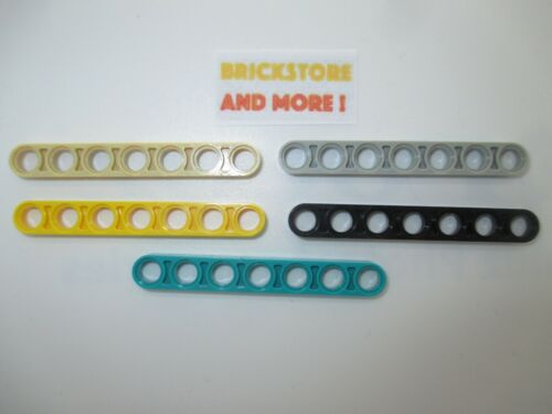 Lego Technic Liftarm 1 x 7 Thin 32065 Choose Quantity /& Color