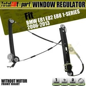 Left Front Door Window Regulator Motor Drive BMW E82 E88 OEM 08-13 135i 128i