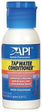 API Tap Water Conditioner 30ml Dechlorinator for Aquarium Removes Chlorine
