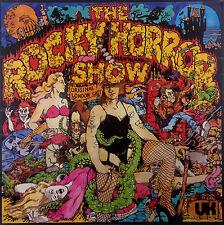 "12"" LP - Rocky Horror Show Original London Cast, The - k1700"