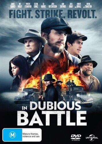 1 of 1 - In Dubious Battle (DVD, 2017) PAL REGION 4