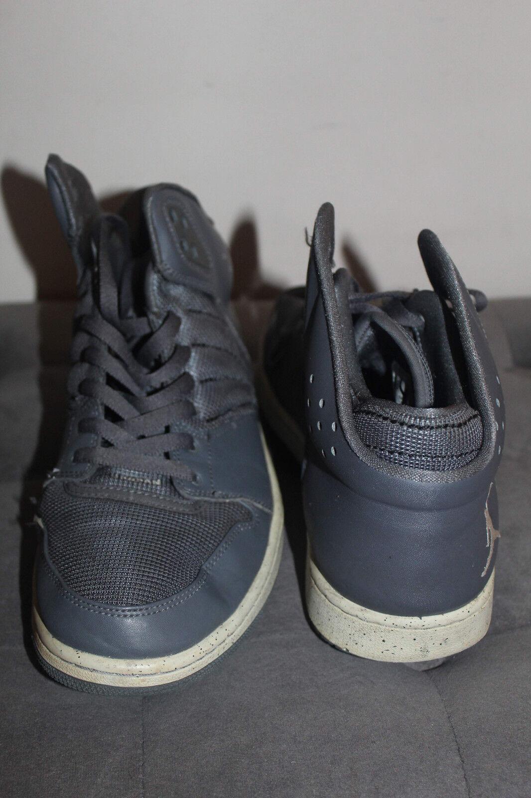 Cheap women's shoes women's shoes Nike Air Jordan 1 Flight 4 Mens Dark Grey Athletic Sneakers 838818-002 Comfortable