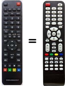 telecomando nordmende originale  Telecomando gia' programmato per TV NORDMENDE SMART | eBay
