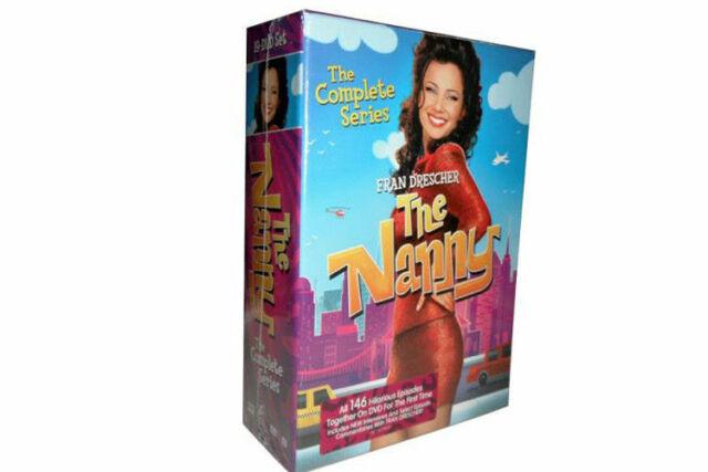 The Nanny The Complete Season 1-6, DVD Box Set