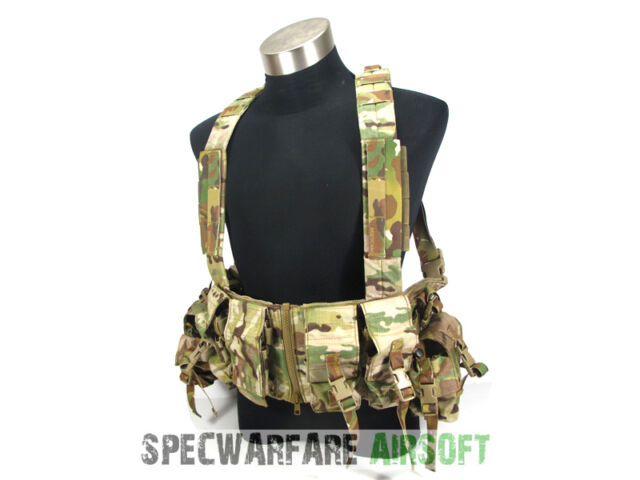 FLYYE Tactical LBT 1961G Band Vest (500D Multicam) FY-VT-C014-MC