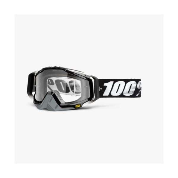 100% Racecraft Occhiali Mtb-lente Trasparente