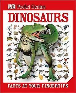 Pocket-Genius-Dinosaurs-ExLibrary