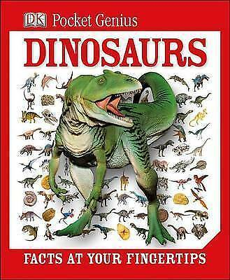 Pocket Genius: Dinosaurs-ExLibrary
