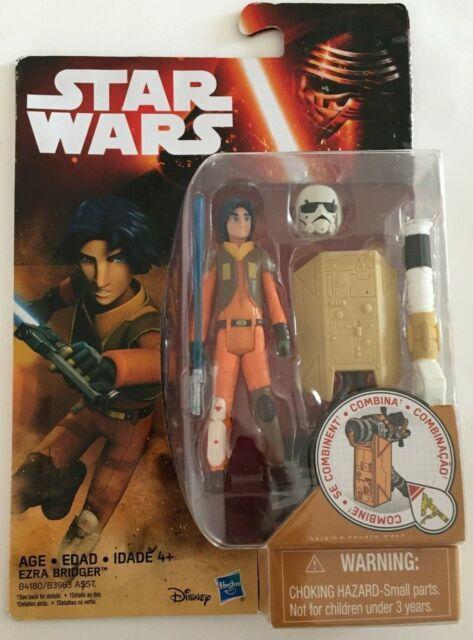 "Star Wars Loose 3.75/"" Action Figure 1 of 4 Supplied Rebels Ezra Bridger"