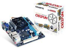Gigabyte GA-C1037UN NM70 Celeron C1037 DDR3 HDMI D-Sub Mini ITX PCIE 2x Gbe LAN