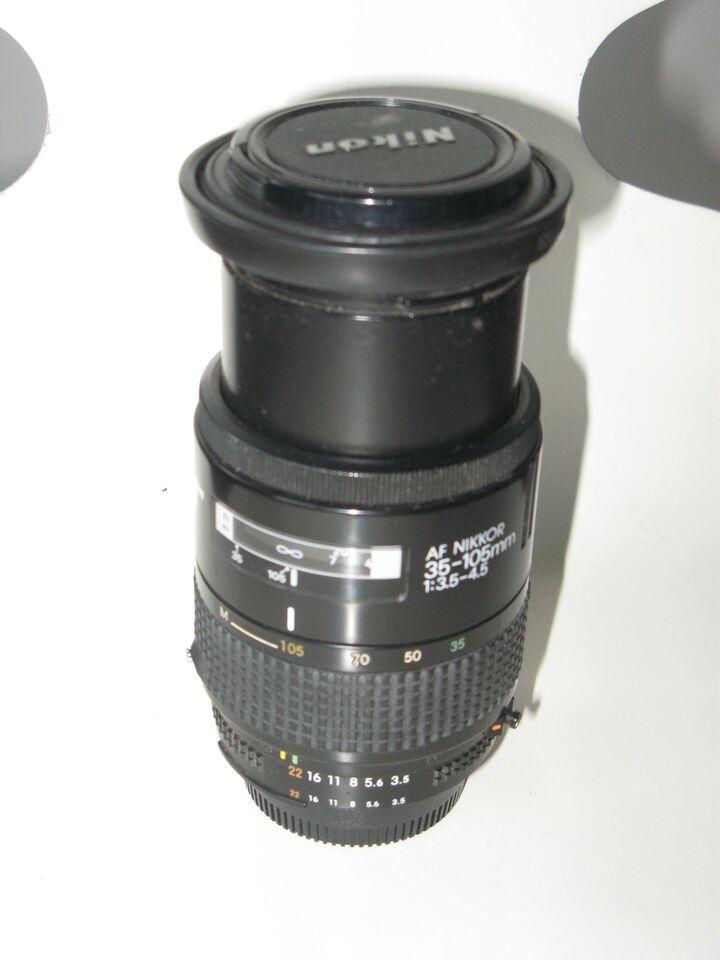 Zoom, Nikon, AF Zoom-Nikkor