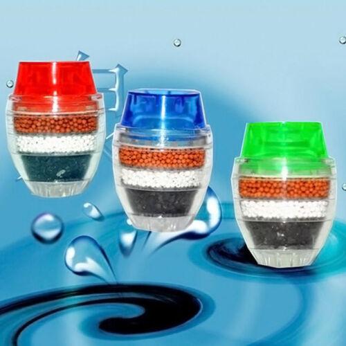 Accueil Cuisine de noix de coco Carbone Cartouche Robinet Tap Water Clean Purificateur Filtre KY