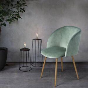 Sedoso-Terciopelo-Sillon-de-Relajacion-Sillon-salon-en-estilo-retro-escandinavo
